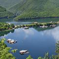 Vacha Dam by Tihomir Dimitrov