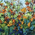 Vadasz Sunflowers by Susan McKenna List