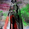 Vader Abstract by John Malone
