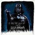 Vader by Antonio Romero