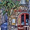 Vagabundo Corfu by Tom Prendergast