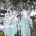 Vail Ice Falls by David Salter