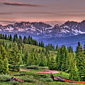 Vail View by Scott Mahon