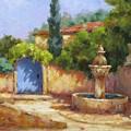Vaison La Fontaine by Barrett Edwards