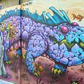 Valencia Spain Street Art by Joan Carroll