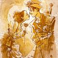 Valentine by Brian Kesinger