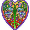 Valentine Heart by Frances Gillotti