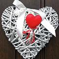 Valentine Heart by Juergen Weiss