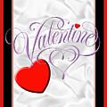 Valentine Script by Melissa A Benson