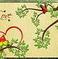 Valentine's Cards 8 by Sonia Ferentinou