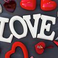 Valentines Day Hearts by Anastasy Yarmolovich