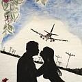 Valentine Kiss by Kevin Braybon