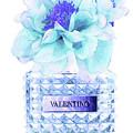 Valentino Blue Perfume by Del Art
