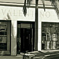 Valentino On Rodeo Drive by Gwyn Newcombe