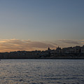 Valletta Malta Magic Hour Skyline by Georgia Mizuleva