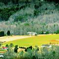 Valley Below by Vickie Washington