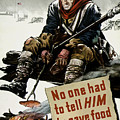 Valley Forge Soldier - Conservation Propaganda by War Is Hell Store
