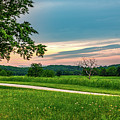 Valley Forge Sunset by Howard Roberts