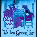 Valley Green Inn by Bill Cannon