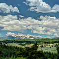 Valley In The Rockies by Dave Thompsen