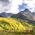 Valley Of Autumn II by Jon Glaser