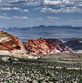 Valley Of Fire Iv by Patrick Boening