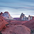 Valley Of Fire Sunset by Matt Fornear
