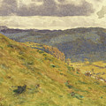 Valley Of The Teme, A Sunny November Morning by George Price Boyce