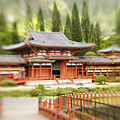 Valley Of The Temples by Ron Dahlquist - Printscapes