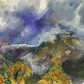 Valley Storm Clouds by Lily Hymen