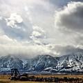Valley Storm by Rosalyn Zacha