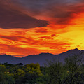 Valley Sunset H32 by Mark Myhaver