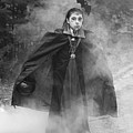 Vampire In The Fog by Barbara West