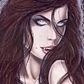 Vampiress by Kristopher VonKaufman