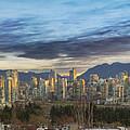 Van City Sunrise by David Gn