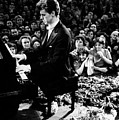 Van Cliburn Is The First Foreigner by Everett