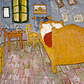 Van Gogh: Bedroom, 1888 by Granger