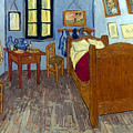 Van Gogh: Bedroom, 1889 by Granger