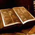 Van Gogh: Bible, 1885 by Granger
