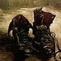 Van Gogh Boots 1886 by Granger