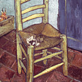 Van Gogh: Chair, 1888-89 by Granger