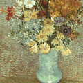 Van Gogh: Flowers, 1887 by Granger