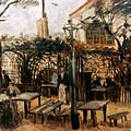 Van Gogh: Guingette, 1886 by Granger