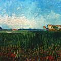 Van Gogh: Landscape, 1888 by Granger