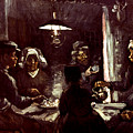 Van Gogh: Meal, 1885 by Granger