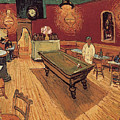 Van Gogh Night Cafe 1888 by Granger