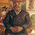 Van Gogh: Pere Tanguy, 1887 by Granger