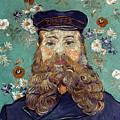 Van Gogh: Postman, 1889 by Granger
