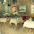 Van Gogh: Restaurant, 1887 by Granger