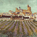Van Gogh: Saintes-maries by Granger